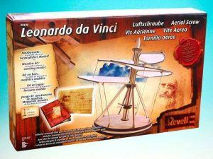 Leonardo edice Aerial Screw - Létací vrtule