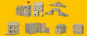 Dřevěná stavebnice Vario Massive
