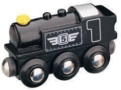 Maxim Dieselová lokomotiva -černá