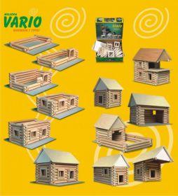 Dřevěná stavebnice Vario
