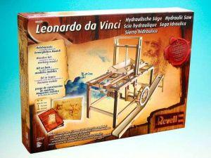 Leonardo da Vinci Hydraulic Saw - Hydraulická pila