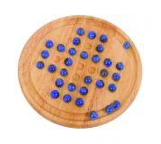 Dřevěné hračky Bigjigs Toys Dřevěný solitér