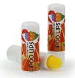 Pomáda na rty  Lipoolips - Active brain - mrkev