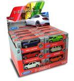 Welly - Model auta 1:60 různé druhy, barvy 1 ks