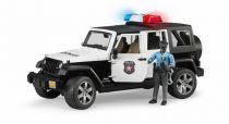 Bruder Jeep Wrangler Rubicon Policie II