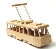 Ceeda Cavity - Dřevěná tramvaj