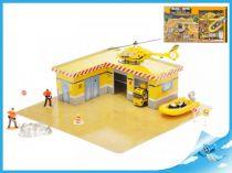 Skládací puzzle záchranářská stanice
