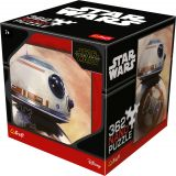 Small Foot Star Wars puzzle NANO BB-8, 362 dílků