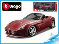 Auto Bburago Race & Play Ferrari California T (open top) 1:24