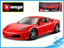 Bburago Auto Race & Play Ferrari F430 1:24