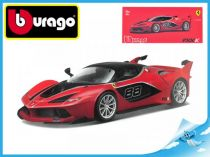 Bburago Auto Race & Play Ferrari FXX K 1:43