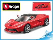 Bburago Auto Race & Play Ferrari Signature LaFerrari 1:43