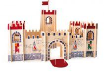 Small Foot Dřevěný rytířský hrad Klassik