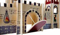 Dřevěné hračky Small Foot Dřevěný rytířský hrad Klassik Small foot by Legler