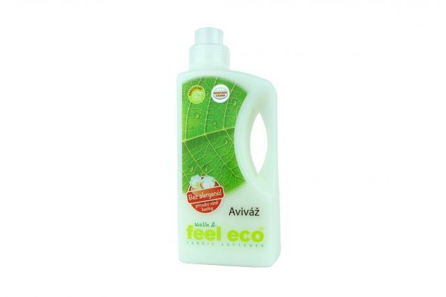 Dřevěné hračky Feel Eco - Aviváž s vůní bavlny 1000ml Natur Jihlava