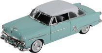Welly - Ford Crestline Victoria (1953) model 1:24 tyrkysový