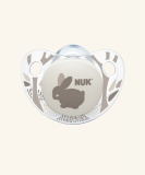 NUK Dudlík Trendline Adore V1,SI (0-6 měs.)