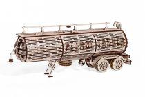 Wood Trick 3D mechanické puzzle - Cisterna ke kamiónu
