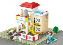 Sluban Girls Dream Town M38-B0533 Rekreační vila