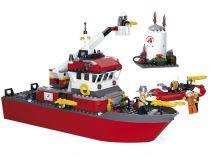 Sluban Hasiči M38-B0630 Záchranná loď