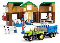 Sluban Town Farma M38-B0561 Farma s kravičkami