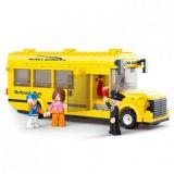 Sluban Town M38-B0507 Školní autobus