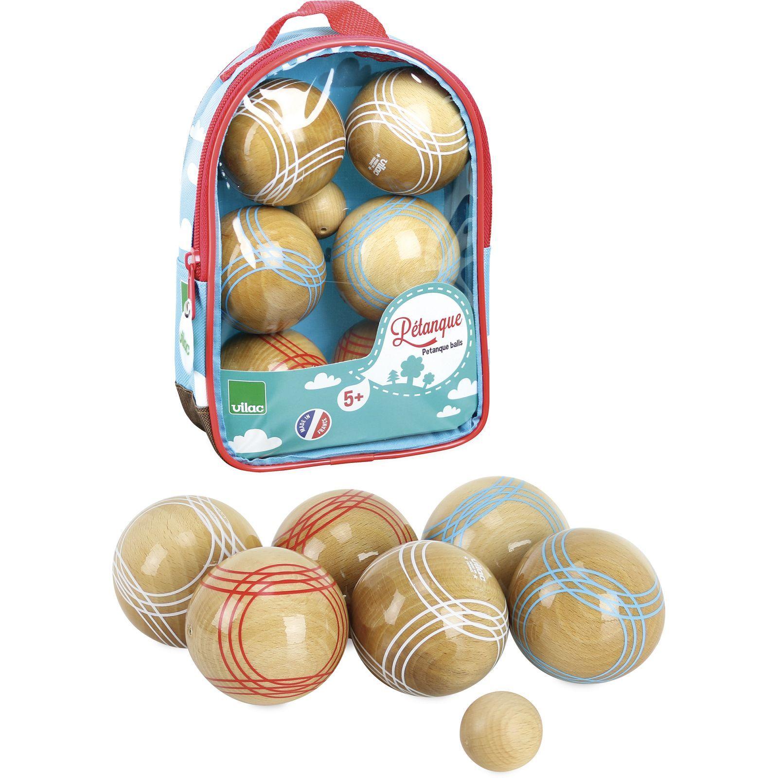 Dřevěné hračky Vilac Petanque set
