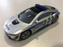 Siku Kovový model  BMW i8 česká policie