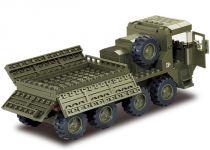 Dřevěné hračky Sluban Army M38-B0301 Vozidlo pro transport vojáků