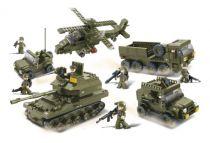 Sluban Army M38-B0311 Pozemní zásahová jednotka
