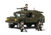 Sluban Army M38-B9900 Terénní vůz Hummer