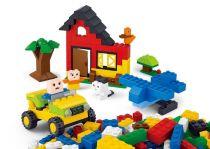 Sluban Kiddy Bricks M38-B0502 Kostky pro kluky
