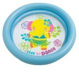 Intex Baby bazén 59409  modrý