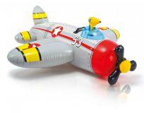 Intex Vodní vozidlo letadlo šedé