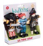 Le Toy Van Postavičky piráti