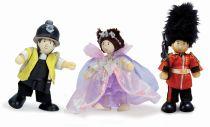 Dřevěné hračky Le Toy Van Postavičky z srdce Londýna