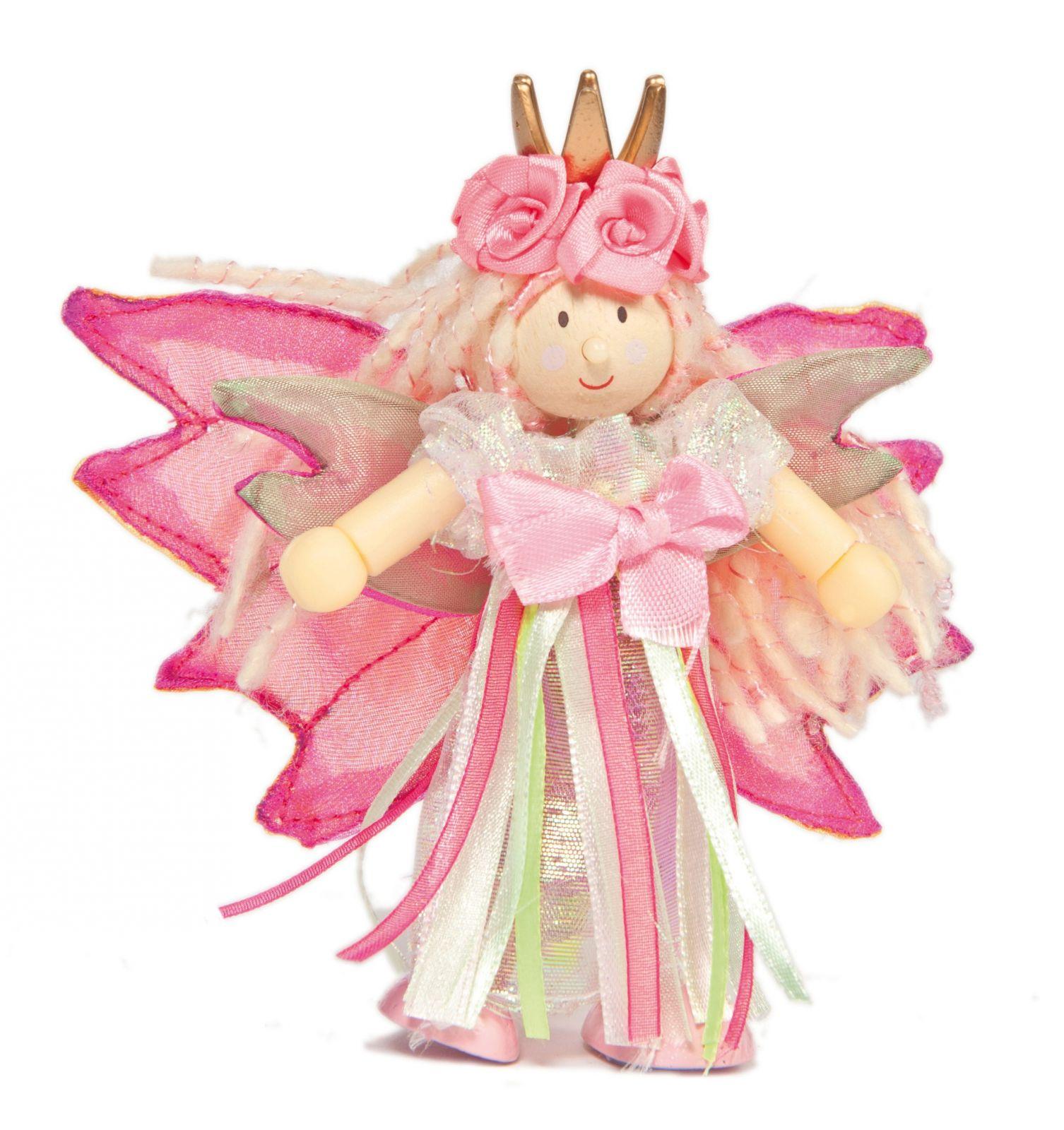 Dřevěné hračky Le Toy Van Postavička vílí princezna