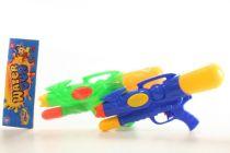 Pistole na vodu střední modrá