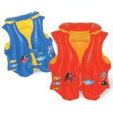 Plavací vesta Krtek modrá