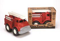 Dřevěné hračky Green Toys - Hasičské auto