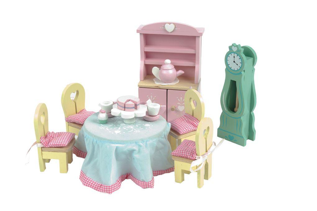 Dřevěné hračky Le Toy Van Nábytek Daisylane jídelna