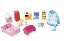 Le Toy Van Nábytek kompletní set do domečku Deluxe