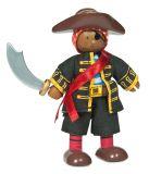 Le Toy Van postavička - Pirát Rafael