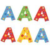 Bigjigs Toys hvězdičkové písmenko A