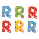 Bigjigs Toys hvězdičkové písmenko R
