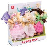 Dřevěné hračky Le Toy Van Postavičky pohádkové víly