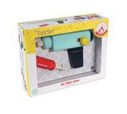 Dřevěné hračky Le Toy Van Vrtačka
