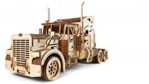 Ugears 3D dřevěné mechanické puzzle Tahač Heavy Boy
