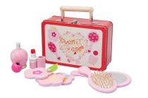Dřevěné hračky Woody - Kosmetický kufřík