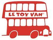 Katalog hraček Le Toy Van 2018 MINI - 125 kusů